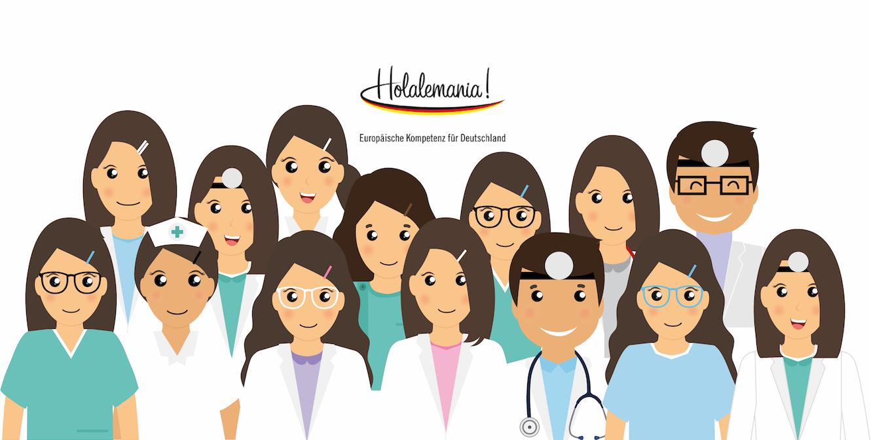 Offerte di lavoro per infermieri italiani in Germania