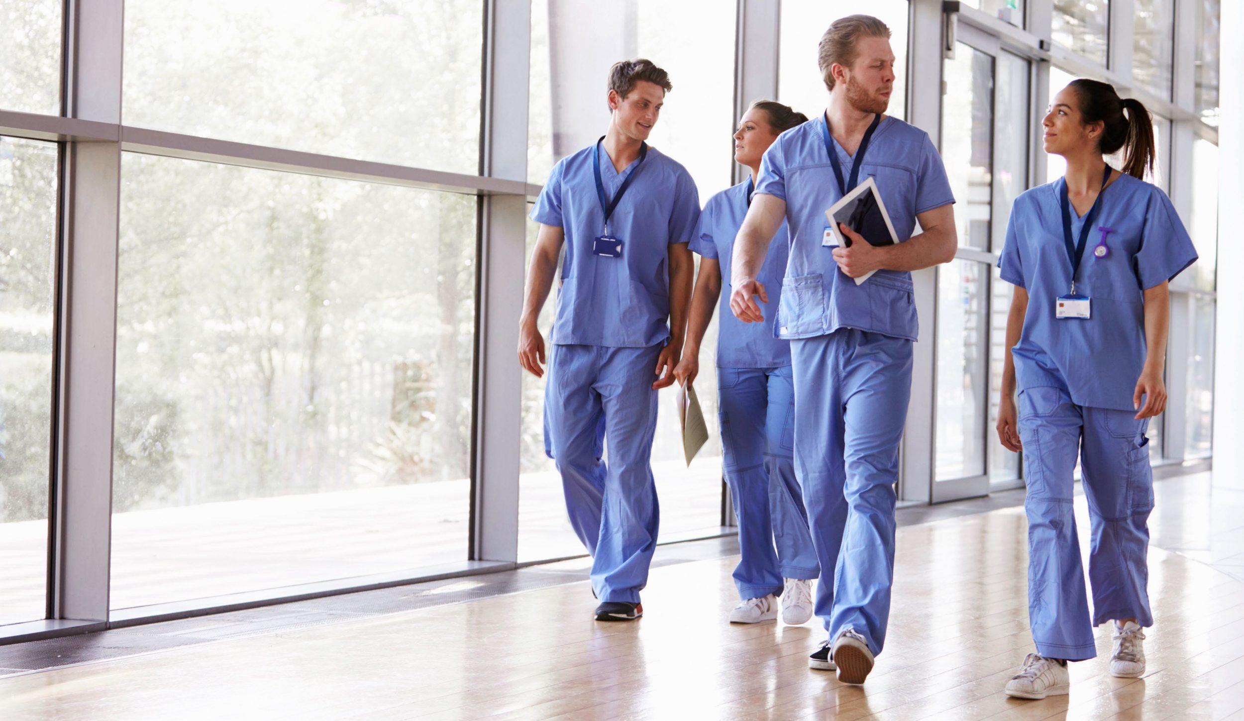infermieri italiani in Germania